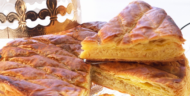 Galette des rois French Truly