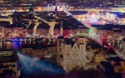 Lyon, the French City of Light
