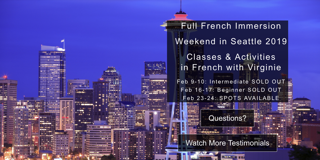 French Immersion Courses
