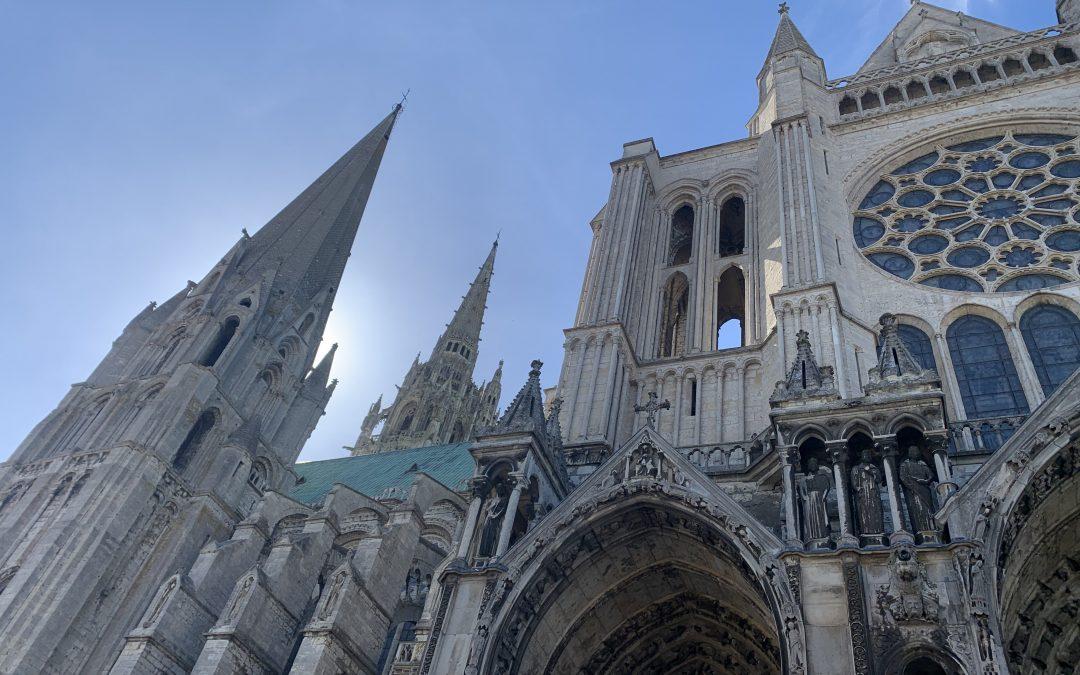 Virtual Visit de la Cathédrale de Chartres