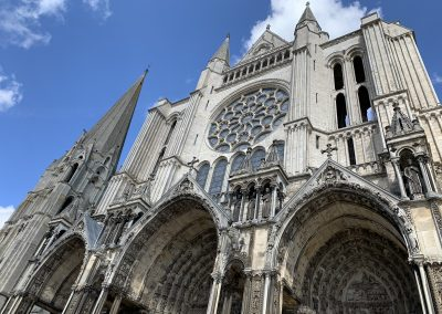 French immersion course Chartres