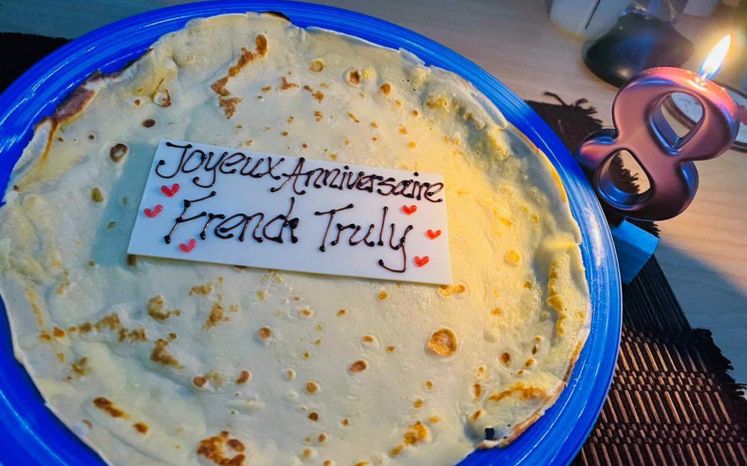 Joyeux Anniversaire French Truly
