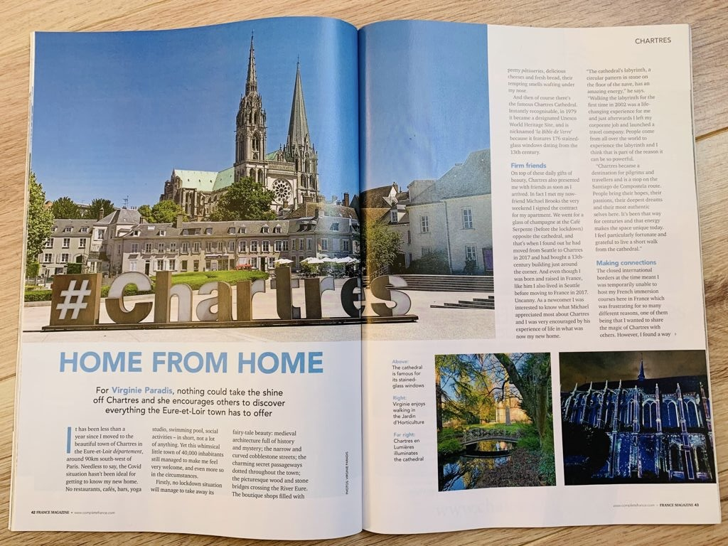 Chartres France Magazine