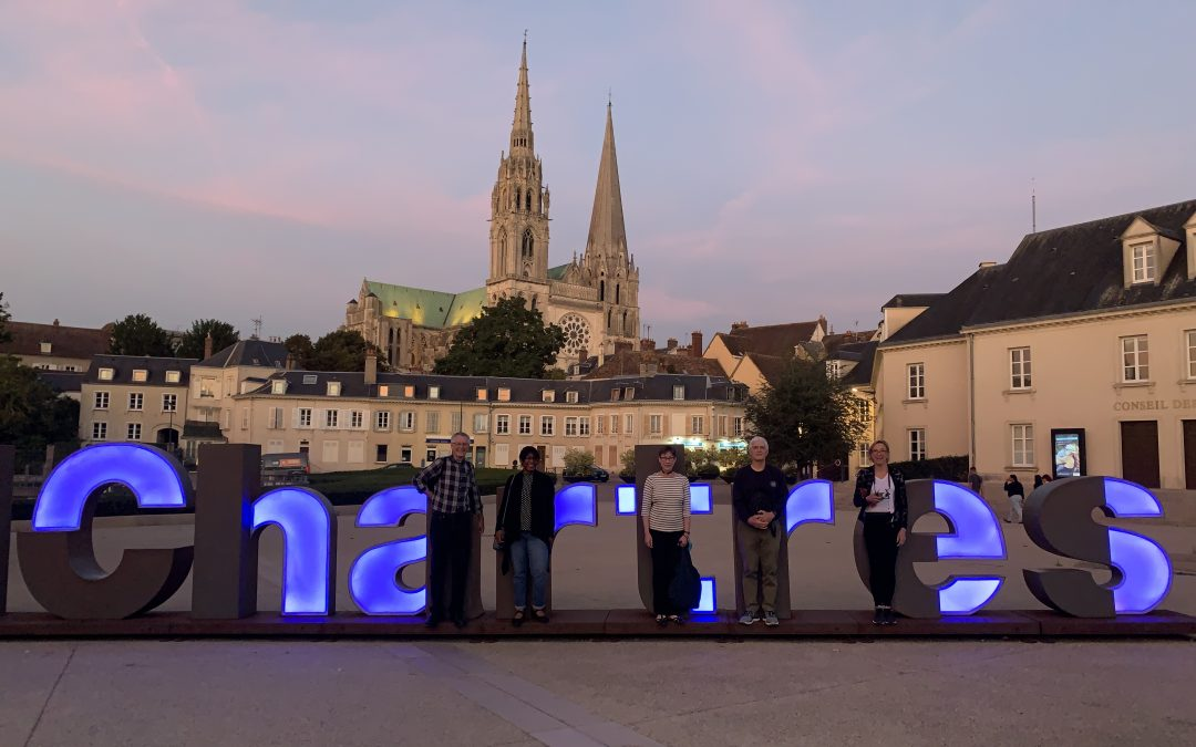 French Immersion Course in Chartres… written en français